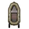Фото.Надувные резиновые лодки Bark уже проверены несколькими поколениями рыбаков!
