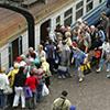Проездные билеты на электрички