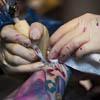 Криворожские мастера татуировок на фестивале